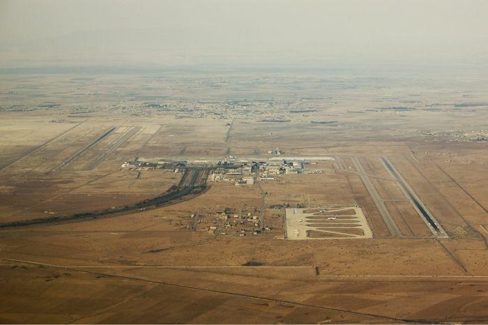 Израиль нанес авиаудар в районе международного аэропорта Дамаска