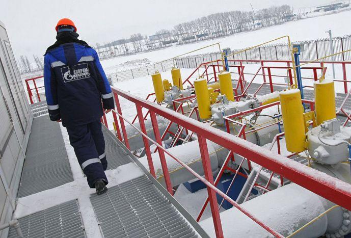 Киев нашёл альтернативный способ закупки российского газа